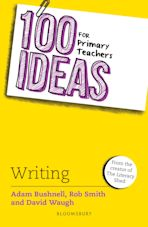 100 Ideas for Primary Teachers: Writing cover