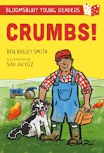 Crumbs! A Bloomsbury Young Reader cover