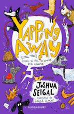 Yapping Away cover