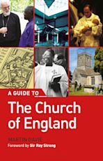 A Guide to the Church of England cover