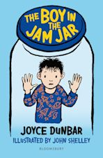 The Boy in the Jam Jar: A Bloomsbury Reader cover