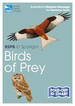 RSPB ID Spotlight - Birds of Prey cover