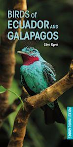 Birds of Ecuador and Galapagos cover