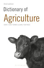 Dictionary of Agriculture cover
