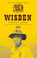 Wisden Cricketers' Almanack 2021 cover