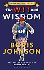 The Wit and Wisdom of Boris Johnson cover