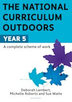 The National Curriculum Outdoors: Year 5 cover