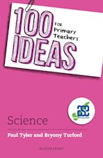 100 Ideas for Primary Teachers: Science cover