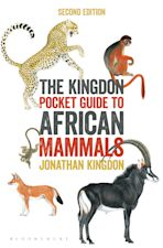 The Kingdon Pocket Guide to African Mammals cover