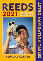 Reeds Astro Navigation Tables 2021 cover