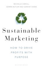 Sustainable Marketing cover
