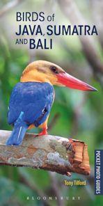 Birds of Java, Sumatra and Bali cover