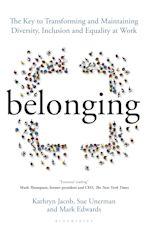 Belonging cover