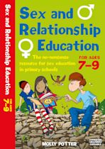 Sex and Relationships Education 7-9 cover