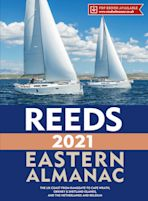Reeds Eastern Almanac 2021 cover