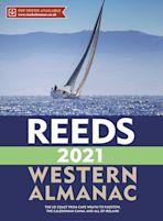 Reeds Western Almanac 2021 cover