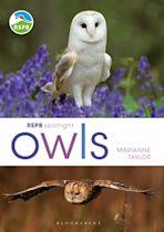 RSPB Spotlight Owls cover