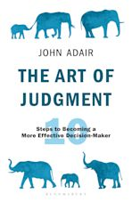 The Art of Judgment cover