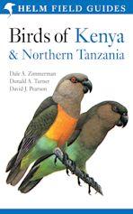 Birds of Kenya and Northern Tanzania cover