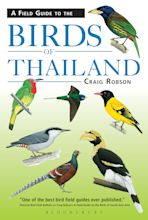 Field Guide to the Birds of Thailand cover