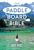 The Paddleboard Bible cover