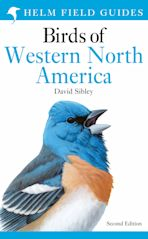 Field Guide to the Birds of Western North America cover