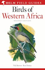 Field Guide to Birds of Western Africa cover
