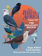 The Birds of Africa: Volume VIII cover