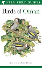 Birds of Oman cover