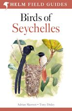Birds of Seychelles cover