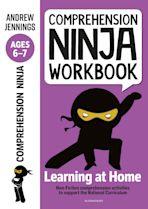 Comprehension Ninja Workbook for Ages 6-7 cover