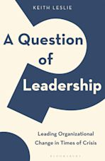 A Question of Leadership cover