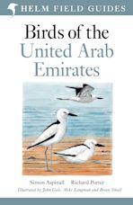 Birds of the United Arab Emirates cover