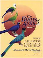 The Birds of Africa: Volume III cover