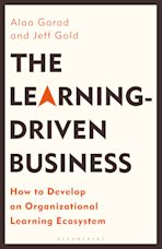 The Learning-Driven Business cover