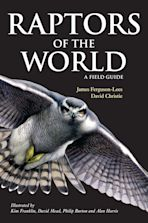 Raptors of the World: A Field Guide cover