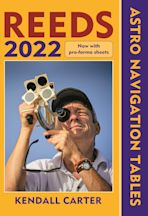 Reeds Astro Navigation Tables 2022 cover