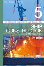 Reeds Vol 5: Ship Construction for Marine Engineers cover