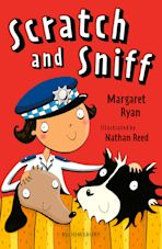 Scratch and Sniff: A Bloomsbury Reader cover