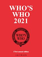 Who's Who 2021 Print and Online Bundle cover