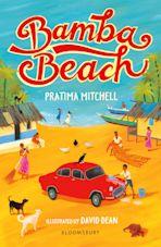 Bamba Beach: A Bloomsbury Reader cover