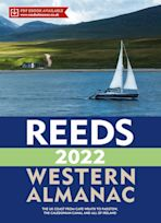Reeds Western Almanac 2022 cover