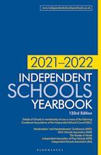 Independent Schools Yearbook 2021-2022 cover