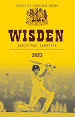 Wisden Cricketers' Almanack 2022 cover