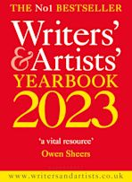 Writers' & Artists' Yearbook 2023 cover