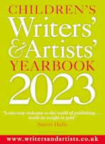 Children's Writers' & Artists' Yearbook 2023 cover