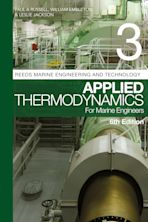 Reeds Vol 3: Applied Thermodynamics for Marine Engineers cover