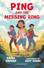 Ping and the Missing Ring: A Bloomsbury Reader cover