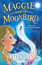 Maggie and the Moonbird: A Bloomsbury Reader cover