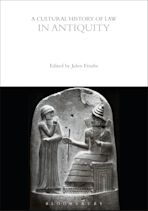 A Cultural History of Law in Antiquity cover
